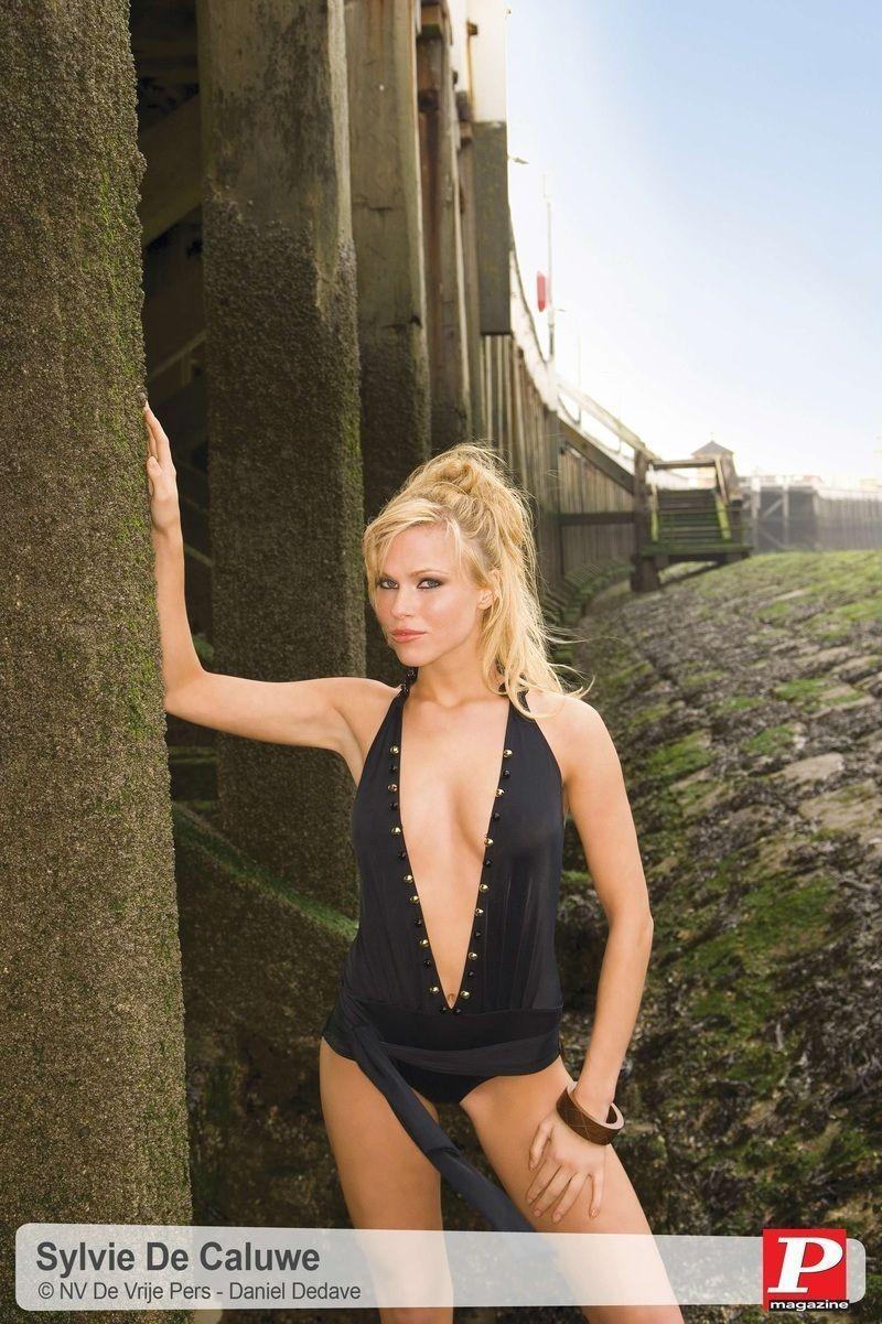 Sylvie De Caluwe Nude Photos 7
